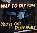 You've Got Dead Male