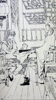 Shinchosha edition artwork Shadow 7
