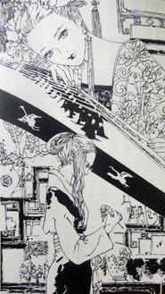 Shinchosha edition artwork Shadow 4