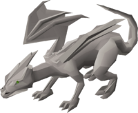 Steel dragon