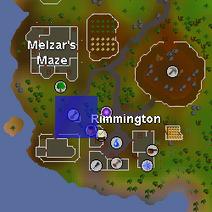 Taria location