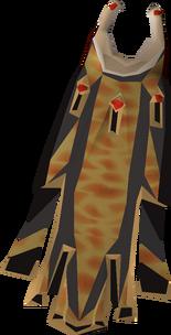 Fire max cape detail