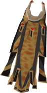 Fire max cape detail