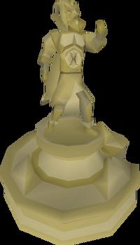 Xerician statue