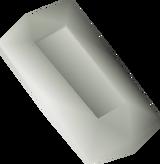 Tegid's soap detail
