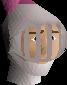 Heraldic helm (Fairy) chathead