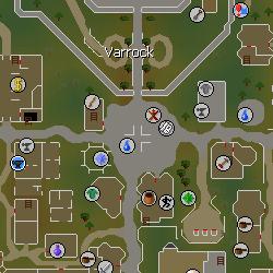 Varrock square map