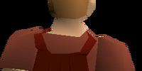 Fremennik red cloak