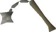 Verac's flail detail
