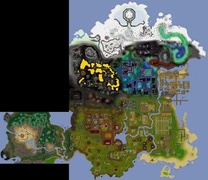 Zeah map