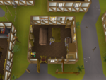 Emote clue - cry catherby ranging shop