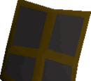 Black kiteshield