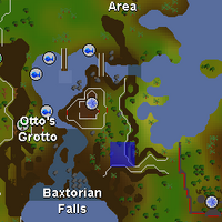 Hot cold clue - southeast of Almera's house map