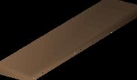 Repair plank detail