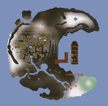 Lunar Isle map
