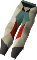Graceful legs detail