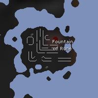 Fountain of Rune map