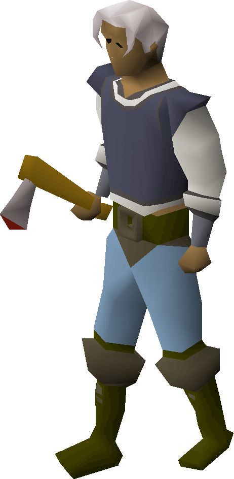File:Steel axe equipped.png