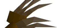 Bronze claws