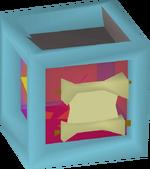 Clue box detail