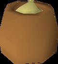 Dynamite pot detail