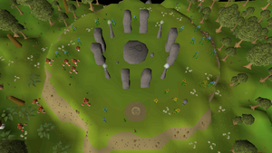 How To Get To Nature Altar Osrs