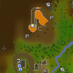 Shrine of Scorpius map