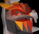 Magma helm