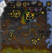 Lava dragon routes
