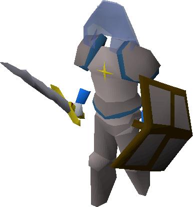 how to get saradomin armor osrs