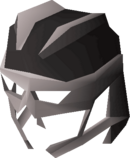 Void melee helm detail