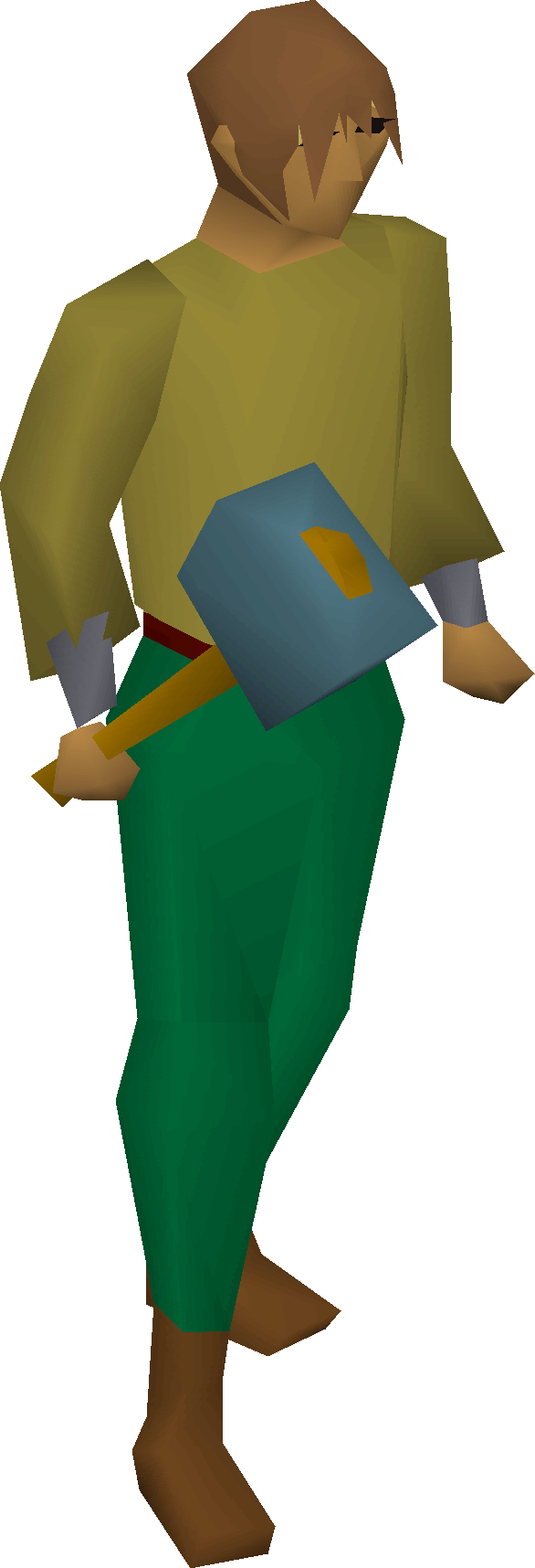 File:Rune warhammer equipped.png