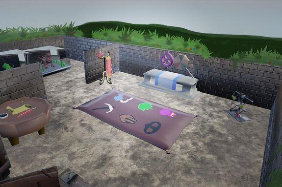 Dev Blog- PvP & POH Rooms (6)