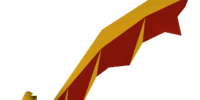 Dragon scimitar (or)