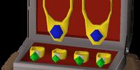Basic jewellery box