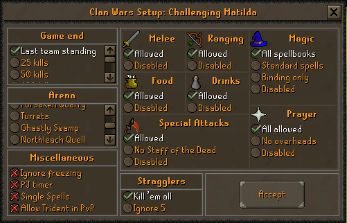 Tactics to Utilize Your Clan in RuneScape