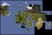 Teleport map