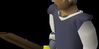 Bronze longsword