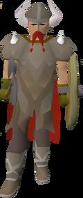 Honour guard (red beard)