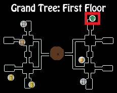 Map grand tree first floor