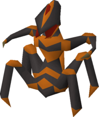 Abyssal demon (Catacombs of Kourend)