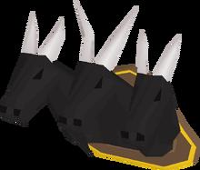 Kbd head (mounted) built