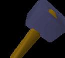 Mithril warhammer
