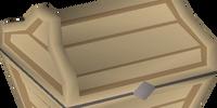 Oak prize chest