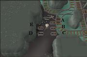 Haunted Mine Levers A-E