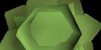 Cabbage round shield