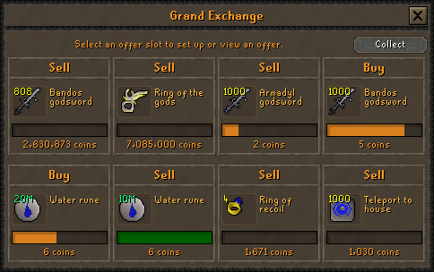 Additional Grand Exchange Slots (1)