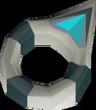 Explorer's ring 3 detail