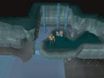 Emote clue - jump ancient cavern