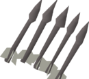 Iron bolts